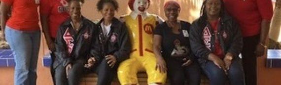 The Ronald McDonald House