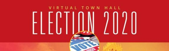 Virtual Town Hall (Election 2020)
