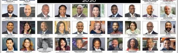 Miami's Most Influential & Powerful Black Professionals of 2020