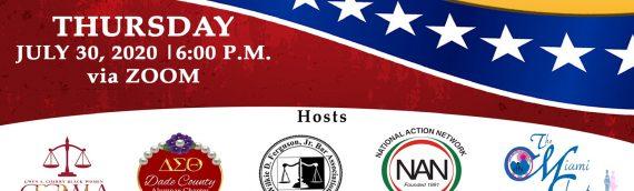 2020 Judicial Candidates Forum